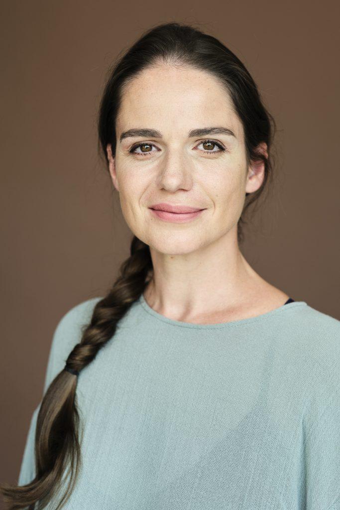 Stella Denis Winkler, Schauspieler Portraits am 26.08.2019, Studio und Location, Visagistin: Nathalie Gros